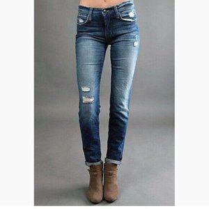 Joe's Skinny Ankle Jeans Renah 25 NWT